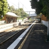 Austinmer Railway Station Looking South