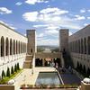 Australian War Memorial Courtyard