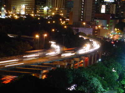 The Francisco Fajardo Highway At Night