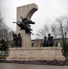 Aviation Martyrs' Monument