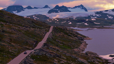 Sognefjellet Mountain Pass