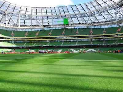 Aviva Stadium From North Stand
