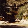 Ayiew Maco Entrance Of Sof Omar Caves