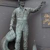 Ayrton Senna Statue Donington Park