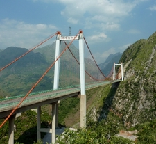 Azhihe River Bridge