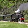 Azpeitia Steam Train From Azpeitia Railway Museum