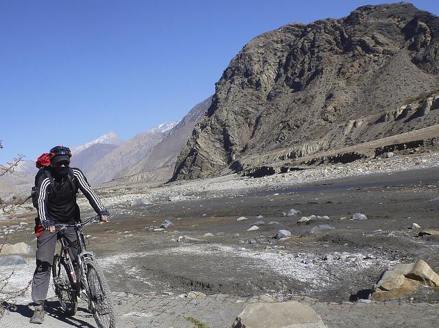 Cycling Holidays in Nepal, Mountain Biking Tours Photos