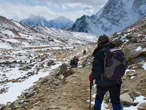 Machhapuchhre Base Camp Trekking Photos