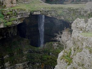 Baatara Cachoeira Gorge