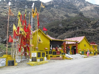 Baba Harbhajan Singh Memorial Temple  @ Gangtok