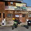 Babb Bar - Glacier - Montana - USA