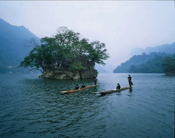 Ba Be National Park Photos