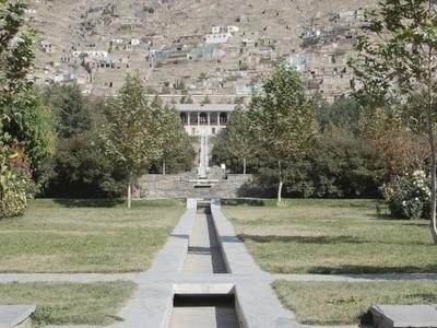 Babur  Gardens