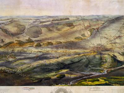 Bachelder  Gettysburg  Battlefield
