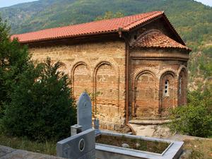 Bachkovo Monasterio