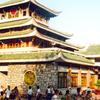 Ba Chua Xu Templo