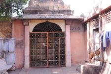 Backdoor Jama Masjid