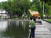 Capitol Park y Laguna