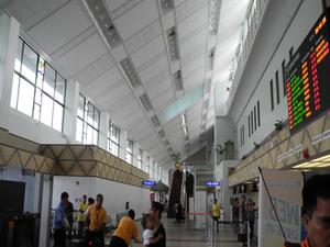 Bacolod Silay Aeroporto Internacional