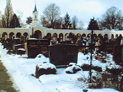 Bad Aibling Zentralfriedhof