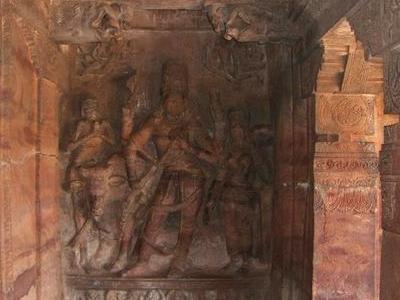 Sanctum Sanctorum Inside Cave