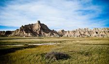 Badlands Landscape ND