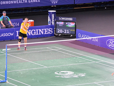 Badminton Stadium