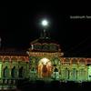Badrinath Temple At Night