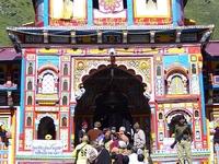 Badrinath Templo