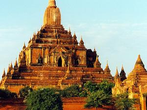 Myanmar Ancient City Tour Photos