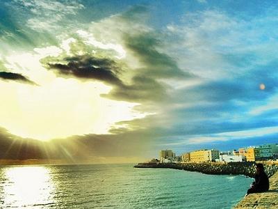 Bahia De Cadiz Andalusia