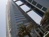 Bahrain  World  Trade  Center From Below