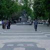 Statue Of Hviezdoslav