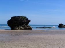 Bako National Park Beach