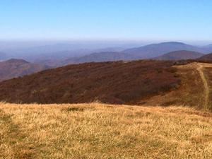 Montañas calvas