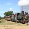Baldwin Locomotive Tourist Ride From Trinidad To Manaca