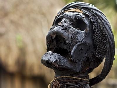 Baliem Valley Mummy - Papua Province - Indonesia