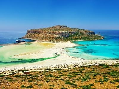 Balos Bay - Gramvousa - Crete