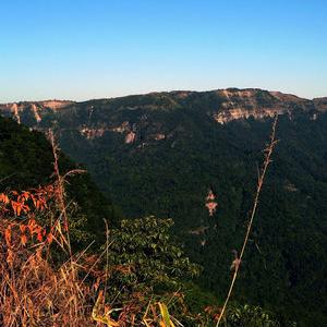 Balpakram Gorge