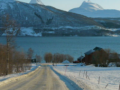 Part Of Balsfjord