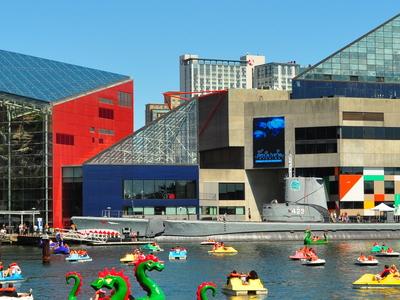 Baltimore National Aquarium