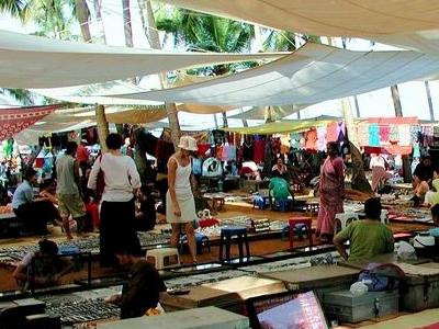 Bambolim Market