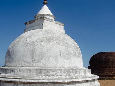 Bandagiriya Stupa, Hambantota