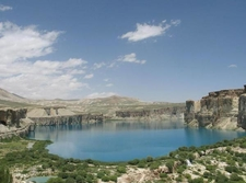Lake At Band-e Amir Area