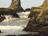 Bandon Oregon Coastal Rocks