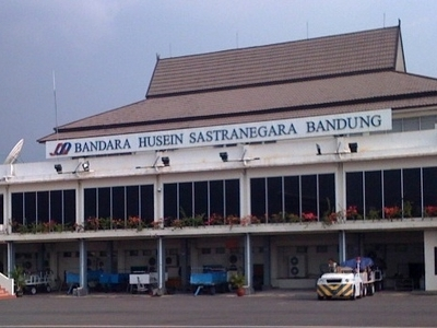 Husein Sastranegara International Airport Terminal