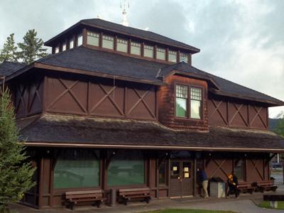 Banff  Park  Museum  1