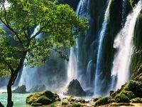 Ban Gioc Cachoeira