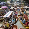 Half Day Floating Market
