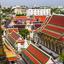 Bangkok Wat Arun Top View